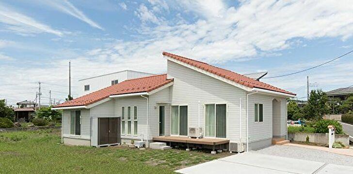 レオハウスの平屋住宅